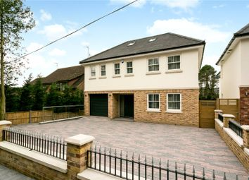 Thumbnail 5 bedroom detached house for sale in Woodlands Drive, Hoddesdon, Hertfordshire