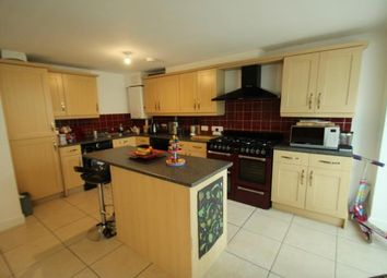 Thumbnail 4 bed terraced house for sale in Commonwealth Drive, Crawley, West Sussex