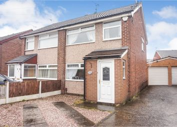 Thumbnail 3 bed semi-detached house for sale in Talbot Road, Great Sutton