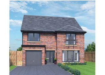 "Thumbnail 4 bed detached house for sale in ""Ivory Garden Room Cragside"" at Bradley Hall"
