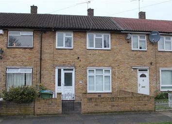 Thumbnail 3 bed terraced house to rent in Mottisfont Road, Abbey Wood, London