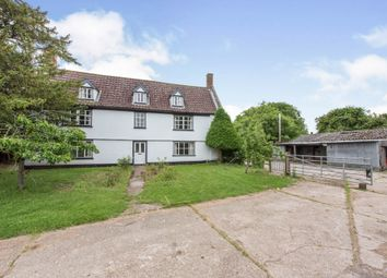 Thumbnail 3 bed detached house for sale in Snow Street, Roydon, Diss