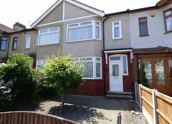 Thumbnail 3 bed terraced house for sale in Ashwood Avenue, Rainham, Essex