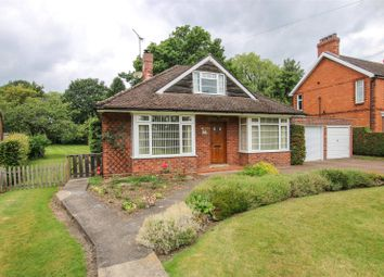 Thumbnail 3 bed bungalow for sale in Caistor Road, Market Rasen, Lincolnshire