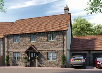 Thumbnail 3 bed detached house for sale in Mill Lake, Bourton, Gillingham
