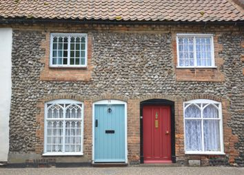 Thumbnail 2 bed cottage to rent in Station Road, Holt, Norfolk