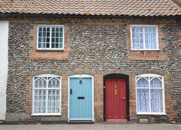 Thumbnail 2 bedroom cottage to rent in Station Road, Holt, Norfolk