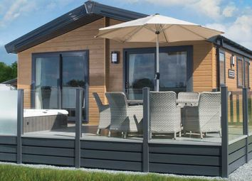 Thumbnail 3 bed lodge for sale in Sidmouth Road, Clyst St. Mary, Exeter