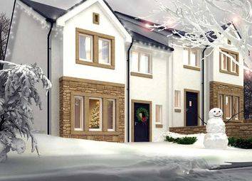 Thumbnail 4 bed semi-detached house for sale in The Cedar Holmhead Gardens, Holmhead, Hospital Road, Cumnock