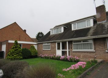 Thumbnail 4 bed semi-detached bungalow for sale in Scott Grove, Olton, Solihull