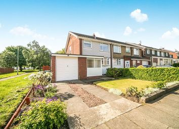 Thumbnail 3 bed semi-detached house for sale in Western Way, Ryton