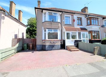 Thumbnail 3 bed end terrace house for sale in Hind Crescent, Northumberland Heath, Kent