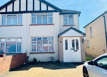 Thumbnail 3 bed semi-detached house to rent in Leven Way, Hayes, Middlesex