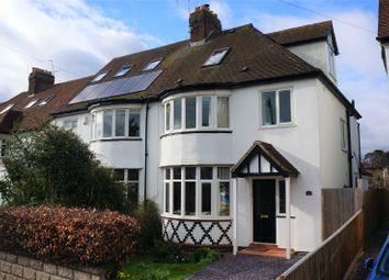 Thumbnail 4 bed semi-detached house for sale in St. Leonards Road, Headington, Oxford