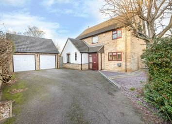Thumbnail 4 bed detached house for sale in Old Court Hall, Godmanchester, Huntingdon