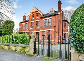 Thumbnail 2 bedroom flat for sale in Catterick Road, Manchester, Didsbury