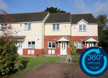 Thumbnail 2 bed terraced house for sale in Castle Mount, St Davids, Exeter