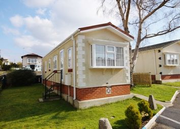 Thumbnail 2 bed mobile/park home for sale in Doveshill Park, Bournemouth, Dorset