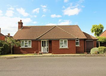 Thumbnail 2 bed detached bungalow for sale in Highfield, Ilminster
