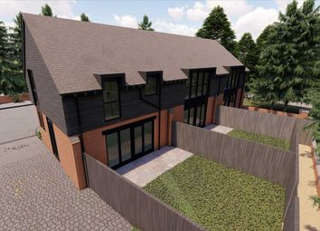 Thumbnail 3 bed end terrace house for sale in Ringwood Road, Longham, Ferndown