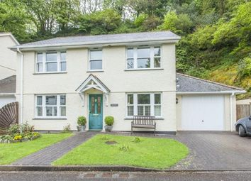 Thumbnail 4 bed detached house for sale in Mill Lane, Grampound, Truro