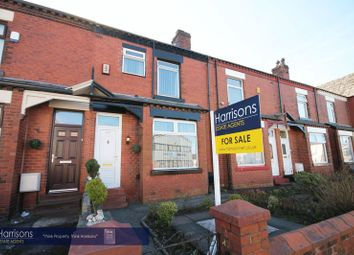 Thumbnail 3 bedroom terraced house for sale in St Helens Road, Middle Hulton, Bolton, Lancashire.