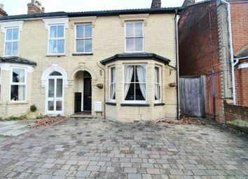 Thumbnail 3 bed semi-detached house for sale in Levington Road, Ipswich