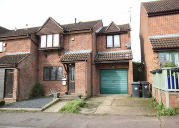 Thumbnail 3 bed end terrace house for sale in Wedow Road, Thaxted, Dunmow