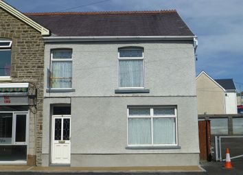 Thumbnail 3 bed semi-detached house for sale in Heol Cae Gurwen, Gwaun Cae Gurwen, Ammanford, Carmarthenshire.