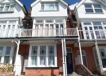 Thumbnail 2 bed flat to rent in Vicarage Road, Old Town, Eastbourne