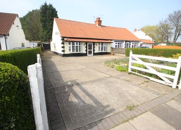 Thumbnail 3 bed bungalow for sale in Little Coates Road, Grimsby