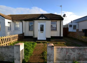 Thumbnail 2 bed detached bungalow to rent in Lavender Walk, Jaywick, Clacton-On-Sea