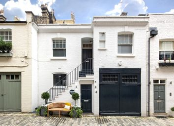 Thumbnail 2 bed mews house for sale in Dunstable Mews, Marylebone, London