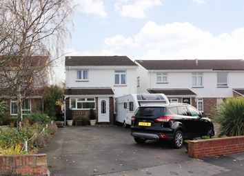 Thumbnail 4 bed detached house for sale in Becket Road, Worle