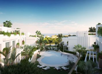 Thumbnail 4 bed town house for sale in Casares Playa, Casares, Malaga Casares