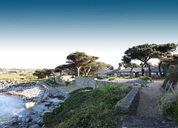Thumbnail 5 bedroom detached bungalow for sale in L'eree Headland, St. Pierre Du Bois, Guernsey