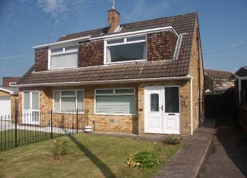 Thumbnail 3 bed property to rent in Glannant Way, Cimla, Neath.