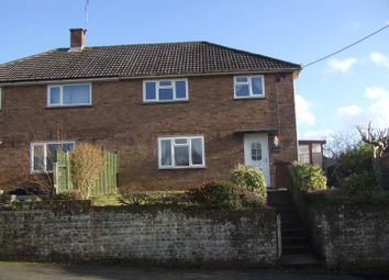 Thumbnail 3 bed semi-detached house to rent in Cowleymoor Road, Tiverton
