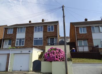 Thumbnail 3 bed property to rent in Castle Park Close, Newport
