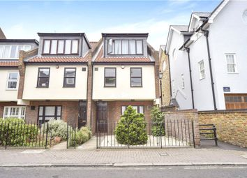 Thumbnail 4 bed end terrace house to rent in Church Street, Isleworth