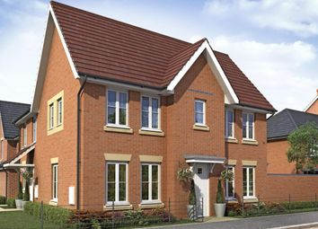 "Thumbnail 3 bed end terrace house for sale in ""Morpeth"" at Walworth Road, Picket Piece, Andover"
