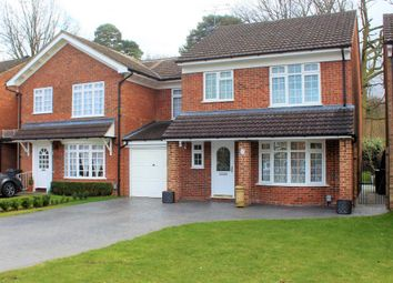Thumbnail 4 bed link-detached house for sale in Regent Way, Frimley