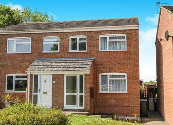Thumbnail 3 bed semi-detached house for sale in Melor View, Amesbury, Salisbury