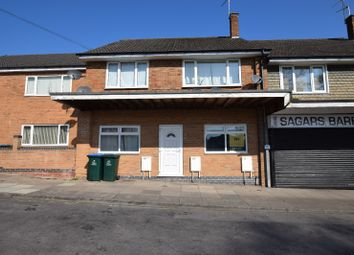 Thumbnail 1 bed maisonette to rent in Alderminster Road, Mount Nod, Coventry