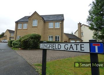 Thumbnail 4 bed detached house to rent in Longfield Gate, Orton Longueville, Peterborough, Cambridgeshire.