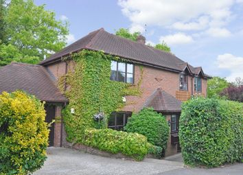 Thumbnail 4 bedroom detached house to rent in Moyleen Rise, Marlow