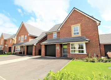 Thumbnail Detached house for sale in Mather Avenue, Garstang, Preston
