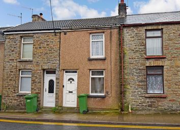 Thumbnail 2 bed cottage for sale in Van Road, Caerphilly