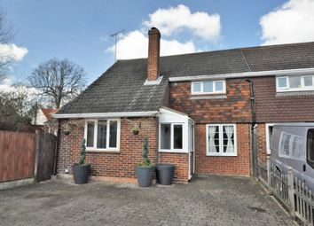 Thumbnail 4 bed semi-detached house for sale in Jubilee Avenue, Ascot, Berkshire