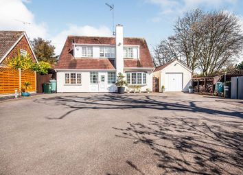 Thumbnail 4 bed detached bungalow for sale in Station Avenue, Coventry